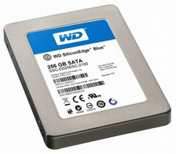 Новая серия SSD-дисков SiliconEdge Blue от Western Digital