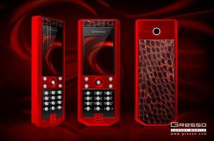 Телефон Gresso Grand Monaco - для женщин