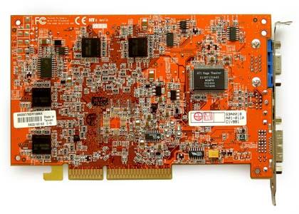 Asus Radeon 9600XT – отличный разгон