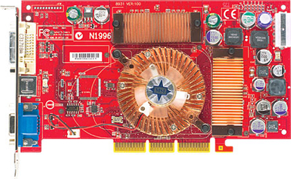 Секреты успешного разгона NVIDIA GeForce FX 5600 Ultra