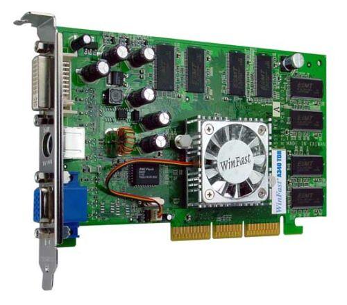 Разгон видеокарты nvidia geforce fx 5200