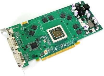 GeForce 7800 GT: первый  разгон