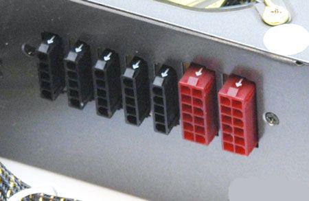 Enermax MODU82+ EMD525AWT - модульный блок питания мощностью 525 Вт