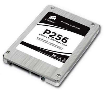 Новый SSD-накопитель выпустила Corsair