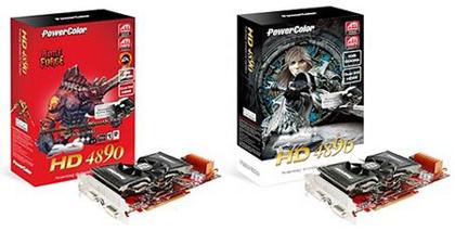 PowerColor радует фанатов 3D-гейминга продвинутыми Radeon HD 4890