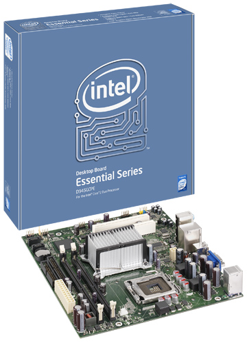 Бюджетные материнские платы Intel