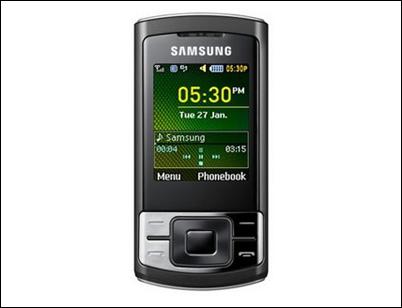 Бюджетный слайдер C3053 от Samsung