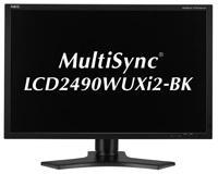 Монитор NEC MultiSync LCD2490WUXi2: 24 дюйма высокой четкости