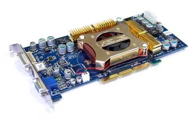ASUS V9950 Gamer Edition или GeForce FX 5900XT вдогонку