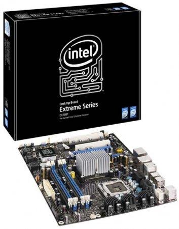 Intel DX38BT - материнская плата