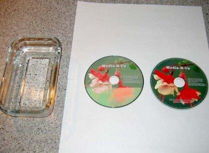 Обзор дисков с глянцевым водозащитным покрытием Taiyo Yuden WaterShield