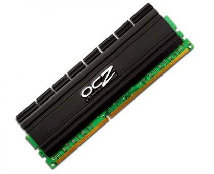 Новая линейка DDR2 от OCZ Technology — 1200 МГц при 1,8 В