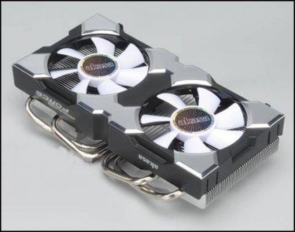 Мощный кулер Akasa для топовых видеокарт AMD и NVIDIA