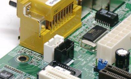 Недорогой апгрейд компьютера с помощью платы ASRock KTVM4 и Athlon XP 1600+