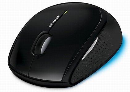 Microsoft выпустит беспроводные мыши с Bluetrack
