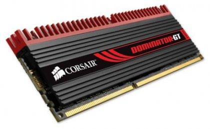 Corsair разгоняет память до режима DDR3-2533