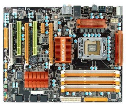 Материнская плата от Biostar для Intel Core i7