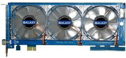Кулер Fan-Card для карт серии GTX200