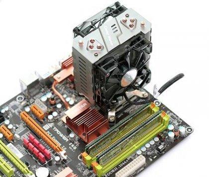 Cooler Master Hyper N520 - обзор кулера