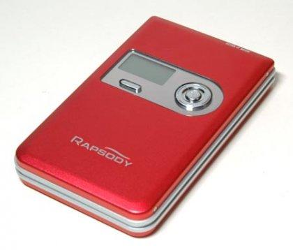 Rapsody S25 - мобильный банк данных