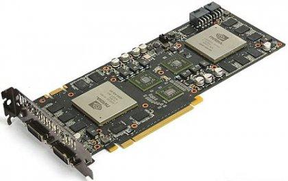 GeForce GTX 295 - снимки одноплатной видеокарты