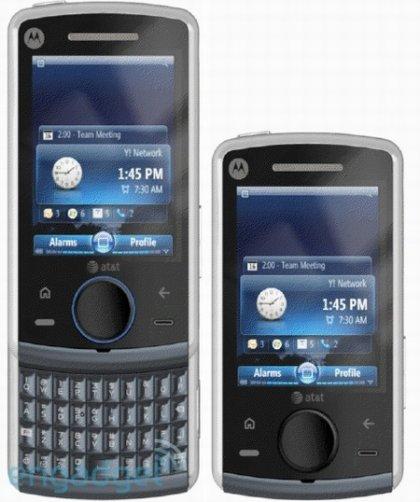 HTC Lancaster и Motorola Heron - Полку гуглофонов прибыло