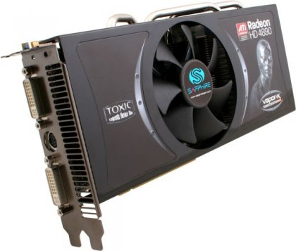 Sapphire Toxic Radeon HD 4890: ещё один продукт с испарительной камерой