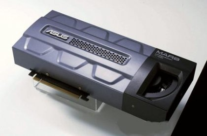 ASUS MARS 295 Limited Edition — 3D-монстр с 4 ГБ видеопамяти