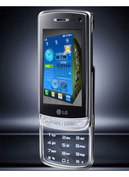 Скоро состоится релиз LG GD900 Crystal