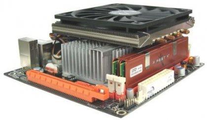Кулер для систем формата Mini-ITX: Scythe Big Shuriken