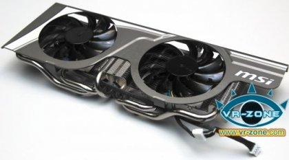 MSI N275GTX Lightning: большой объём памяти и новая система охлаждения