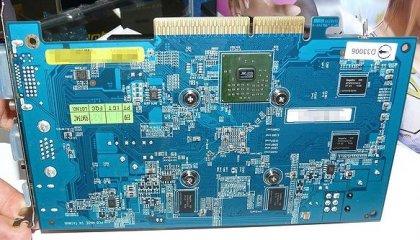 Radeon HD 4650 AGP-версии - Изучаем внешность
