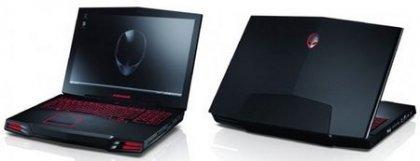 Alienware - анонсировала новый мощный ноутбук «Allpowerful» M17x.