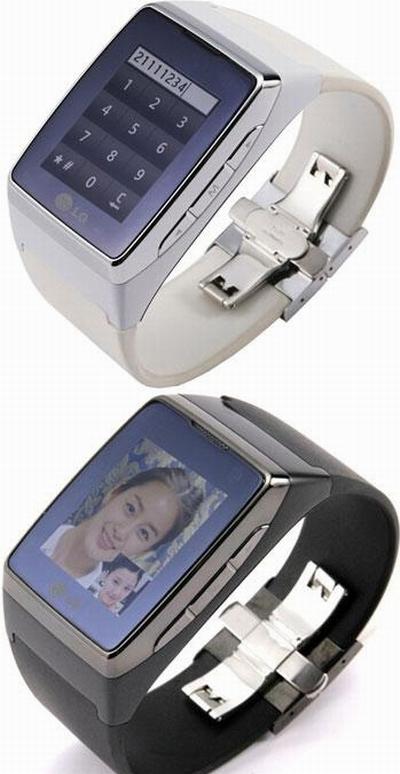 LG GD910 - Телефон в часах выходит этим летом