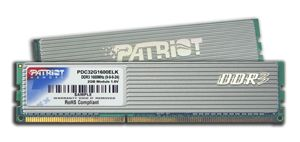 DDR3 1600MHz Low Latency Kit