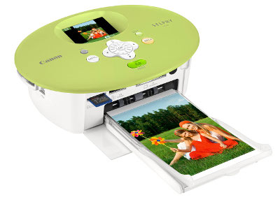 Canon SELPHY CP790 – качественные фотографии на ярком принтере