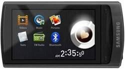 Samsung YP-R1 - портативный мультимедиаплеер