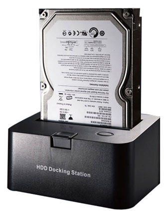 Sunbeam HDD Docking Station