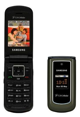 Samsung Axle - раскладушка для сетей CDMA