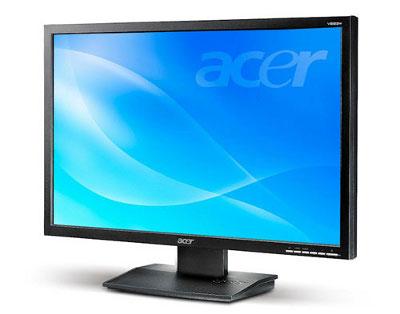 Acer V193WBbmd и V223WBbmd - два экологичных LCD-монитора