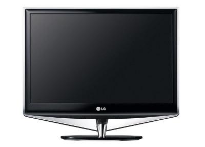 ЖК-телевизор LG LU4000 с необычным дизайном
