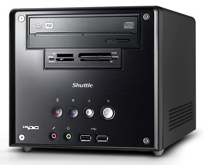 Shuttle G2 7600 – стильный компьютер