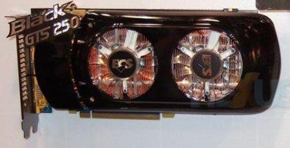 ECS продемонстрировала пару разогнанных GeForce GTS 250
