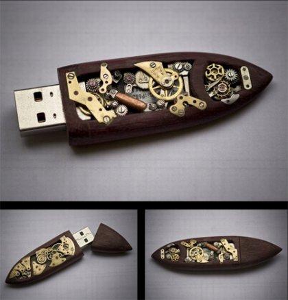 USB-драйв в стиле