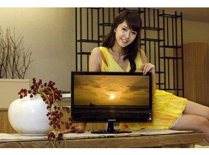 Samsung SyncMaster Series 50 - Два широкоформатных монитора