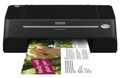 Принтер Epson Stylus T27 - Универсальный и экономный