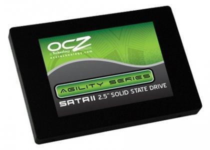 Скоростные SSD-накопители OCZ Agility