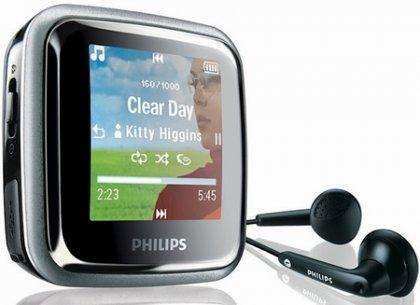 SA2925 и SA2945 - плееры от Philips