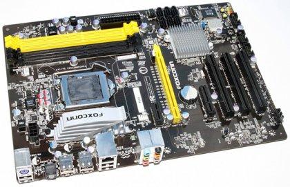 Foxconn P55A – недорогая плата под Core i5