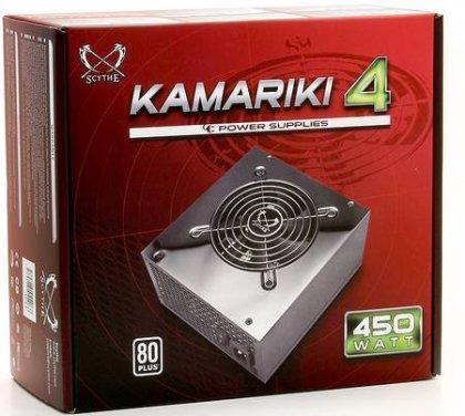 Блок питания серии Kamariki 4 с КПД 80%